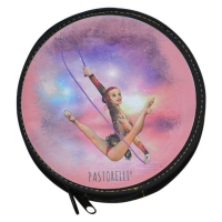 FREEDOM CD holder - Black with Rope, Art. 03565