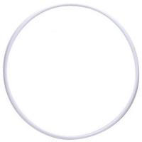 Rõngas PASTORELLI RODEO 85 cm, valge, Art. 00113