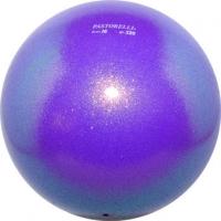 Iluvõimlemis pall PASTORELLI Glitter, diameter 16. Colour: Lilac