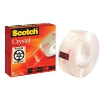 Adhesive tape Scotch Crystal 600