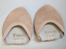 Half shoes EXPERT, made from microfiber. Size: XS, 29-30