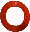 Чехол для обруча Pastorelli. Цвет: Красный, Art. 00355