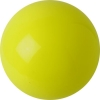 Iluvõimlemis pall PASTORELLI for practice, diameter 16. Colour: Yellow, art. 02197
