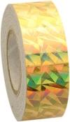 PASTORELLI CRACKLE Metallic adhesive tape. Colour: Gold, Art. 02294