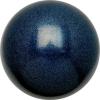 "PASTORELLI GLITTER Gym Ball HV (High Vision). Color: ""Blue Navy"", Art. 02203"