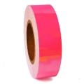 Metallic adhesive tape LASER. Colour: Fluo-Pink, Art. 02710