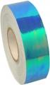 Metallic adhesive tape LASER. Colour: Lagoon Breeze, Art. 02920
