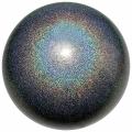 Iluvõimlemis pall PASTORELLI Glitter, diameter 16. Colour: Galaxy AB