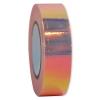 Metallic adhesive tape LASER. Colour: Coral, Art. 03469