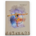 PASTORELLI Hoop A5 squared exercise book - FREEDOM Line, Art. 03705