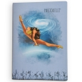 PASTORELLI Clubs A5 squared exercise book - FREEDOM Line, Art. 03706