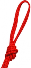 Gym Rope for practice. 3 m. Color: Red, Art. 10013