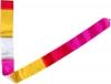 ITALIA rayon ribbon 5 m, three-colour red white  yellow, Art. T0019