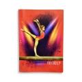 PASTORELLI BALANCE BEAM A5 squared exercise book - FREEDOM Line, Art. 20454
