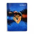 PASTORELLI FLOOR EXERCISES A5 squared exercise book - FREEDOM Line, Art. 20455