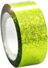 DIAMOND Metallic adhesive tape. Colour: Fluo Yellow