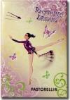 PASTORELLI Magnet: Josephine with Clubs, Art. 01524