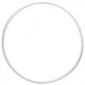 Rõngas PASTORELLI RODEO 80 cm, valge, Art. 00111