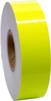 Metallic adhesive tape Moon Nastro. Colour: Yellow Fluo