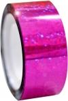 DIAMOND Metallic adhesive tape. Colour: Fuchsia