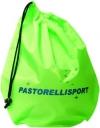PASTORELLI ball holder. Color: Green. Art. 00327