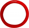 Чехол для обруча Pastorelli Light. Цвет: красный, Art. 01458
