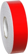 Metallic adhesive tape Moon Nastro. Colour: Red, Art. 02046