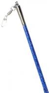 Lindikepp PASTORELLI GLITTER with grip. Color: Blue. Art. 00407