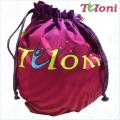 Holder for gymnastic ball Tunoli, fuchsia. Art. MKR-B03-PPxY