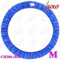 Чехол для обруча Solo size M (75-80 cm) col. Blue CH300.1036-M