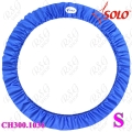Hoop Case Solo size S (60-70 cm) col. Blue CH300.1036-S