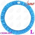 Чехол для обруча Solo s. L (85-90 cm) col. Turquoise CH300.1037-L