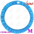 Hoop Case Solo size M (75-80 cm) col. Turquoise CH300.1037-M