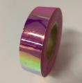Metallic adhesive tape LASER. Colour: King Magenta, Art. 02927