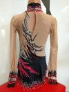 Leotard for competitions. Size: 138-148 cm