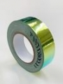 Metallic adhesive tape LASER. Colour: Green-Gold, Art. 04978