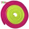 Rope Tuloni Bi-col. Neon Pink - Yellow Art. T0921