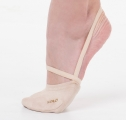 Half socks (suede) SOLO OB52-75