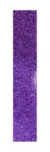 Pastorelli Glitter adhesive stripe. Colour: Violet, Art. 00263