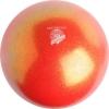 "Pall PASTORELLI GLITTER HV (High Vision). Color: ""Red-Orange"", Art. 00033"